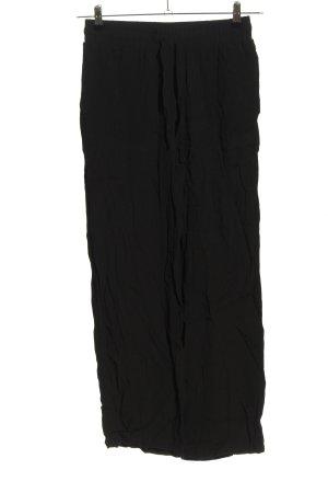 Opus Baggy Pants black casual look