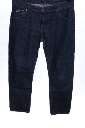 Opus Baggy Jeans blue casual look