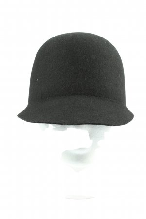 Opus Cappello da panettiere nero stile casual