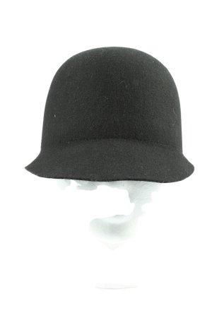 Opus Ballonmütze schwarz Casual-Look