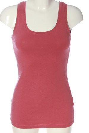 Opus Top basic rosa stile casual
