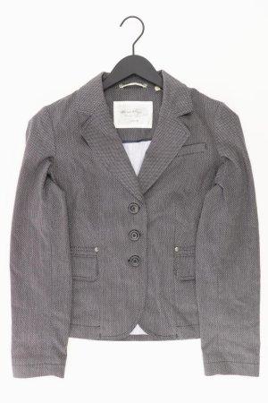 Opus Blazer Größe 38 grau aus Polyester