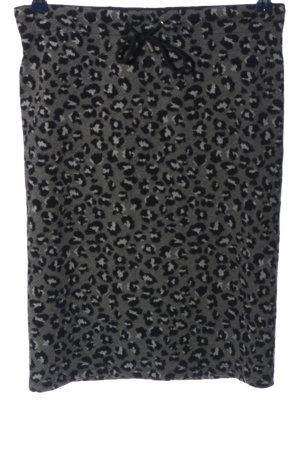 Opus Bleistiftrock abstraktes Muster Casual-Look