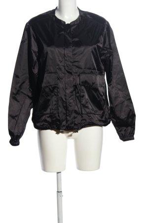 Opus Bluzon czarny W stylu casual
