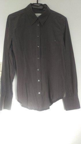 Opus Camicia a maniche lunghe grigio-grigio scuro