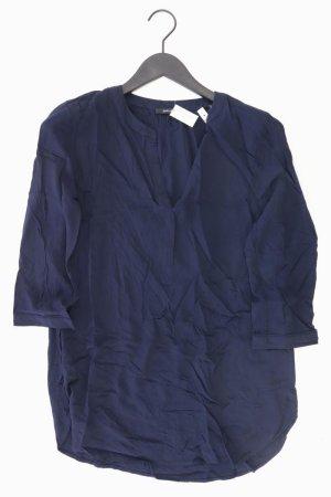Opus Bluse blau Größe 38