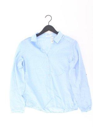 Opus Bluse blau Größe 40