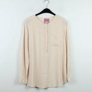 OPUS Bluse Gr. 40 rosa weiß gepunktet (20/01/093*)