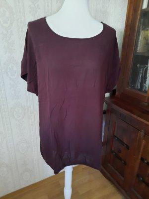 Opus Blouse Shirt bordeaux viscose