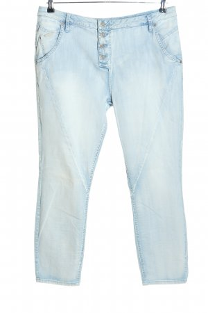 Opus 7/8 Length Jeans blue casual look