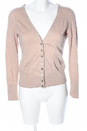 Opus Cardigan creme Allover-Druck Casual-Look