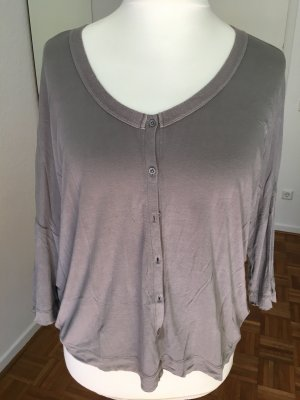 Opus Giacca-camicia cachi-ocra Viscosa