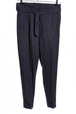 Opus Chinos black flecked business style