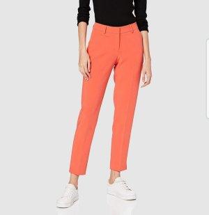 Opus High Waist Trousers orange