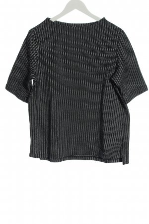 Opus Coarse Knitted Sweater light grey casual look