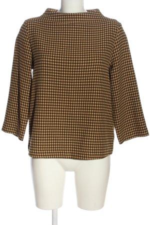 Opus Pullover a maglia grossa stampa integrale stile casual