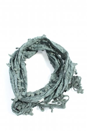 Opus Neckerchief light grey casual look