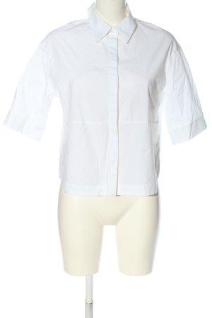 Opus Hemd-Bluse weiß Casual-Look
