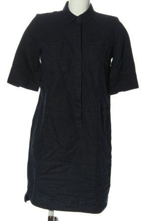 Opus Abito blusa camicia blu stile casual