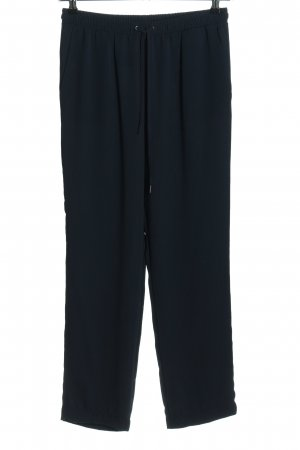 Opus High-Waist Hose blau Casual-Look
