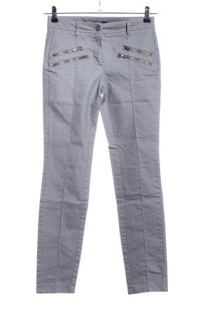 Opus High Waist Jeans hellgrau Casual-Look