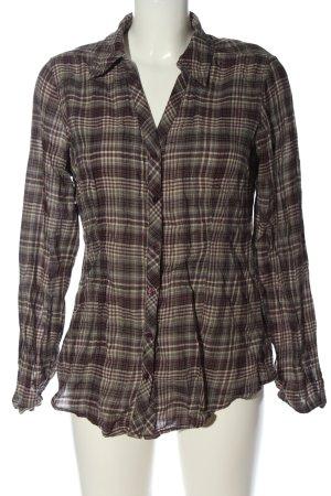 Opus Lumberjack Shirt check pattern casual look