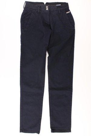 Opus Hose Größe 34 blau aus Baumwolle