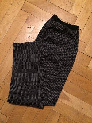 Opus Hose schwarz gepunktet Gr. 36