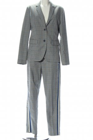 Opus Tailleur pantalone motivo a quadri stile casual