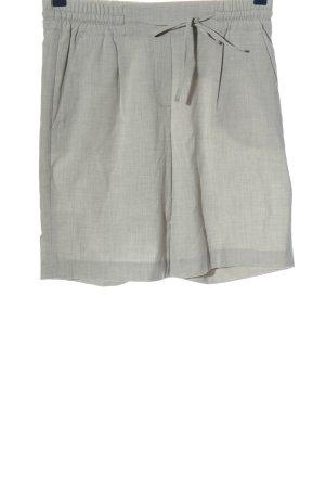 Opus Hot Pants hellgrau Casual-Look