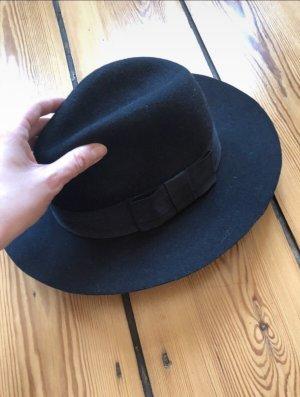 Opus Chapeau en feutre noir