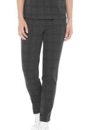 Opus Pantalone fitness antracite-grigio scuro