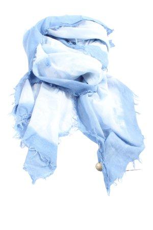 Opus Casual Cravat blue-white casual look