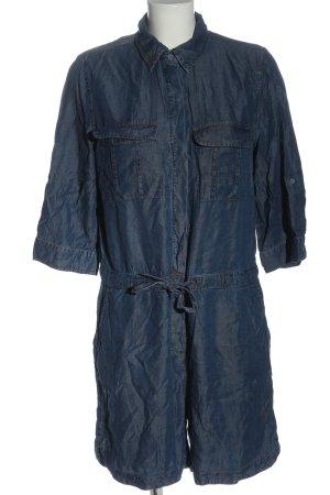 Opus Kurzer Jumpsuit blue casual look