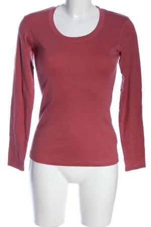Opus Longsleeve pink Casual-Look