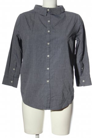 Opus Long Sleeve Blouse light grey flecked casual look