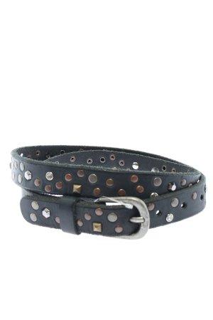 Opus Leather Belt black business style