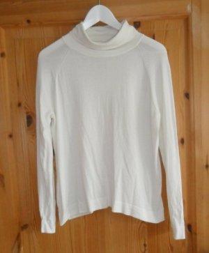 OPUS leichter Pullover, Pulli Gr.40,M, hell-beige,elfenbein