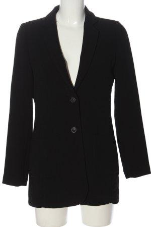 Opus Long-Blazer schwarz Casual-Look
