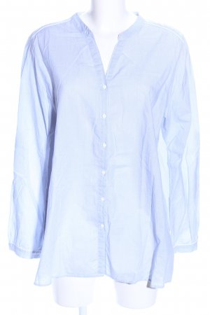 Opus Long Blouse blue business style