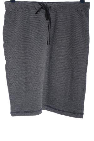 Opus Falda stretch gris claro look casual