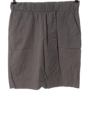 Opus Minigonna grigio chiaro stile casual