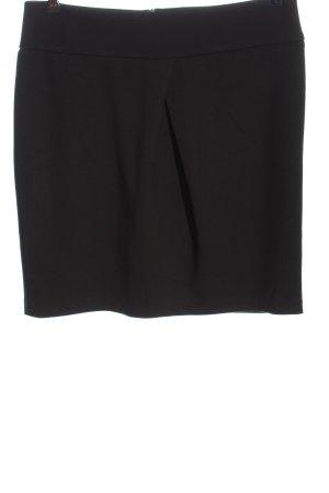 Opus Minigonna nero puntinato stile casual
