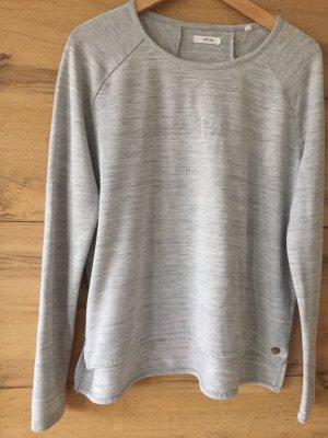 Opus Camicia oversize grigio chiaro