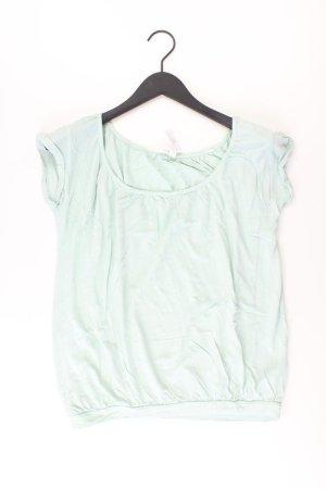 Opus Oversize-Shirt Größe 36 grün aus Viskose