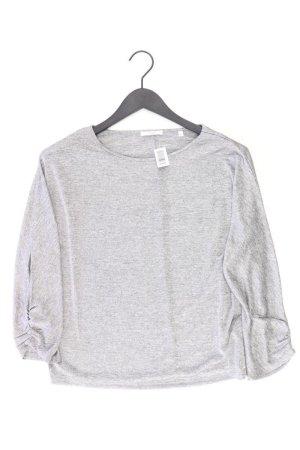 Opus Oversize-Shirt Größe 40 grau aus Polyester