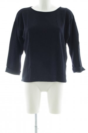 Opus Oversized Sweater blue casual look