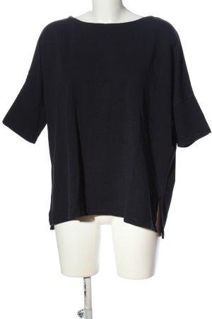 Opus Oversized Shirt blau Casual-Look