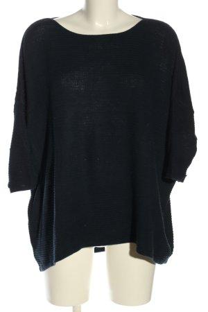 Opus Oversized Shirt schwarz Casual-Look