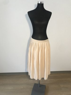 Opus Pleated Skirt apricot